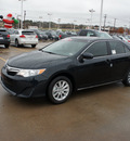 toyota camry 2012 gray sedan le gasoline 4 cylinders front wheel drive automatic 76116