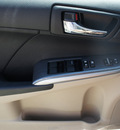 toyota camry hybrid 2012 tan sedan le hybrid 4 cylinders front wheel drive automatic 76116