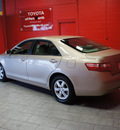 toyota camry 2009 tan sedan le gasoline 4 cylinders front wheel drive automatic 76116