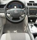 toyota camry hybrid 2012 black sedan le hybrid 4 cylinders front wheel drive automatic 76116