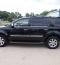 chrysler aspen 2007 black suv limited gasoline 8 cylinders 4 wheel drive automatic with overdrive 77340