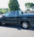 ford f 150 2006 green xlt 8 cylinders automatic 55124