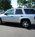 chevrolet trailblazer 2006 silver suv ls 6 cylinders automatic 55124