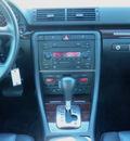 audi a4 2003 black sedan 3 0 quattro gasoline 6 cylinders dohc all whee drive automatic 55124