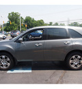 acura mdx 2008 nimbus gray suv gasoline 6 cylinders all whee drive automatic 07701