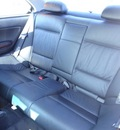 bmw 3 series 2001 silver coupe 330ci gasoline 6 cylinders rear wheel drive automatic 77388