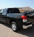 toyota tundra 2012 black grade gasoline 8 cylinders 2 wheel drive automatic 76087