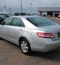 toyota camry 2010 silver sedan le 4 cylinders front wheel drive automatic 76087