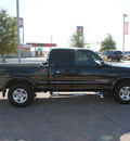toyota tundra 2000 black limited gasoline v8 rear wheel drive automatic with overdrive 76087
