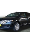 lincoln mkx 2012 black suv 102a gasoline 6 cylinders front wheel drive automatic 77043