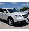 subaru tribeca 2012 white suv 3 6r limited gasoline 6 cylinders all whee drive automatic 77099