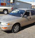 toyota corolla 1994 tan sedan gasoline 4 cylinders front wheel drive automatic 79925