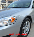 chevrolet impala 2008 silver sedan ss gasoline 8 cylinders front wheel drive automatic 76051
