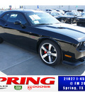 dodge challenger 2012 black coupe srt8 392 gasoline 8 cylinders rear wheel drive automatic 77388