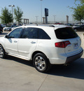 acura mdx 2008 white suv mdx gasoline 6 cylinders all whee drive automatic 76137
