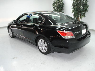 honda accord 2010 black sedan ex l gasoline 4 cylinders front wheel drive automatic 91731