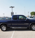 toyota tundra 2001 dk  blue pickup truck sr5 gasoline 8 cylinders dohc rear wheel drive automatic with overdrive 76011