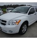 dodge caliber 2012 bright wht wagon se gasoline 4 cylinders front wheel drive automatic 77338