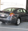 nissan altima 2011 dk  gray sedan 2 5 s gasoline 4 cylinders front wheel drive shiftable automatic 77477