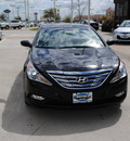 hyundai sonata 2012 black 4dr sdn 2 0t se at gasoline 4 cylinders front wheel drive automatic 75070