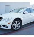mercedes benz r class 2009 white suv r350 gasoline 6 cylinders 4 wheel drive automatic 78626
