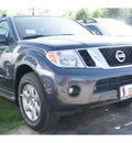 nissan pathfinder 2011 dk  gray suv sv gasoline 6 cylinders 2 wheel drive automatic 78552
