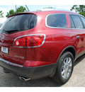 buick enclave 2012 red suv leather gasoline 6 cylinders all whee drive 6 speed automatic 77539