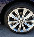 hyundai sonata 2012 dk  blue sedan se gasoline 4 cylinders front wheel drive automatic 76049
