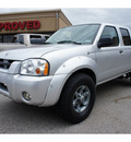 nissan frontier 2004 silver xe v6 gasoline 6 cylinders rear wheel drive 5 speed manual 76543