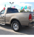 ford f 150 heritage 2004 beige pickup truck xl gasoline 6 cylinders rear wheel drive automatic with overdrive 77020