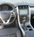 ford edge 2013 black sel gasoline 6 cylinders front wheel drive automatic 77578