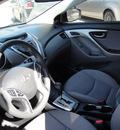 hyundai elantra 2011 gray sedan gasoline 4 cylinders front wheel drive automatic 79936