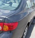 toyota corolla 2010 grey sedan gasoline 4 cylinders front wheel drive automatic 79922