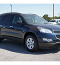 chevrolet traverse 2012 dk  blue ls gasoline 6 cylinders front wheel drive automatic 78216