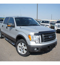 ford f 150 2009 silver fx4 flex fuel 8 cylinders 4 wheel drive automatic 78539