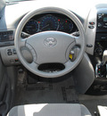 toyota sienna 2010 silver van le 7 passenger gasoline 6 cylinders front wheel drive automatic with overdrive 76022