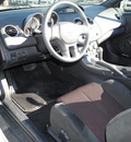 mitsubishi eclipse spyder 2012 white gs sport gasoline 4 cylinders front wheel drive automatic 75062
