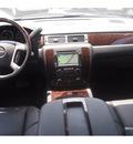 gmc yukon xl 2012 silver suv denali flex fuel 8 cylinders 2 wheel drive automatic 77074