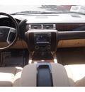 gmc yukon xl 2012 white suv denali flex fuel 8 cylinders 2 wheel drive automatic 77074