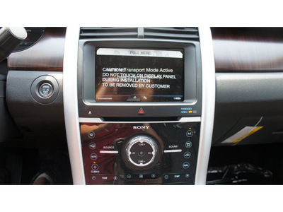 ford edge 2013 white limited gasoline 6 cylinders front wheel drive automatic 79407