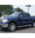 ford f 150 2012 blue xlt flex fuel 8 cylinders 4 wheel drive automatic 79407