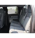 ford f 150 2012 gray xlt flex fuel 8 cylinders 4 wheel drive automatic 79407