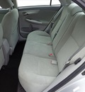 toyota corolla 2010 silver sedan le gasoline 4 cylinders front wheel drive automatic 78577