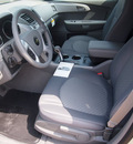 chevrolet traverse 2012 silver ice ls gasoline 6 cylinders front wheel drive not specified 76051