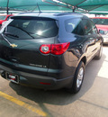 chevrolet traverse 2012 cyber gray ls gasoline 6 cylinders front wheel drive not specified 76051