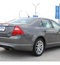 ford fusion 2011 sterling gray metal sedan sel flex fuel v6 front wheel drive automatic 77375
