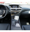 lexus rx 350 2013 beige suv gasoline 6 cylinders front wheel drive automatic 77074