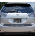 lexus rx 350 2007 silver suv gasoline 6 cylinders front wheel drive automatic 77074