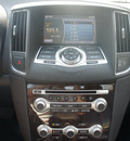 nissan maxima 2012 black sedan 3 5 sv gasoline 6 cylinders front wheel drive automatic 76116