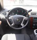 chevrolet suburban 2013 summ white suv flex fuel v8 2 wheel drive automatic 76051